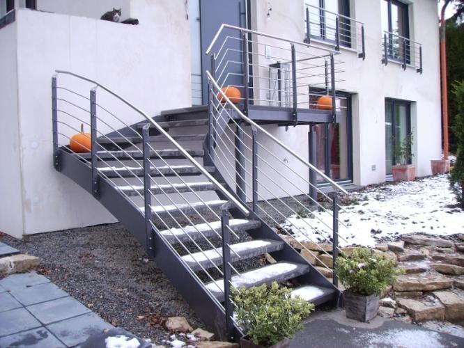 aufgesattelte treppe selber bauen